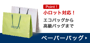「ペーパーバッグ」小ロット対応!