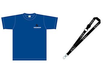 Tシャツ/ネックストラップ